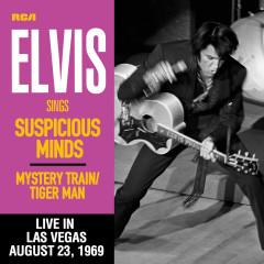 Suspicious Minds (Live in Las Vegas, August 23, 1969)