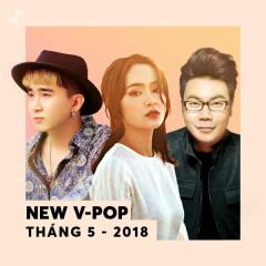 Nhạc Việt Mới Tháng 05/2018
