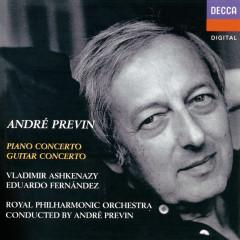 Previn: Piano Concerto; Guitar Concerto - Vladimir Ashkenazy,Eduardo Fernandez,Royal Philharmonic Orchestra,André Previn