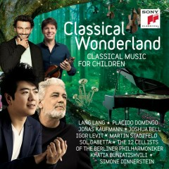 Classical Wonderland (Classical Music for Children) - Various Artists