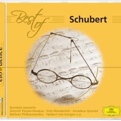 Best of Schubert - Fritz Wunderlich,Dietrich Fischer-Dieskau,Karl Böhm,Herbert von Karajan,Giuseppe Sinopoli
