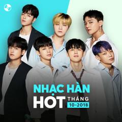 Nhạc Hàn Hot Tháng 10/2018
