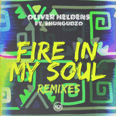 Fire In My Soul (Tom Staar Remix) - Oliver Heldens, Shungudzo