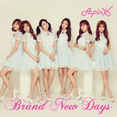 Brand New Days - Apink