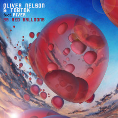 99 Red Balloons (Single) - Oliver Nelson, Tobtok