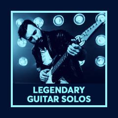 Legendary Guitar Solos - Various Artists