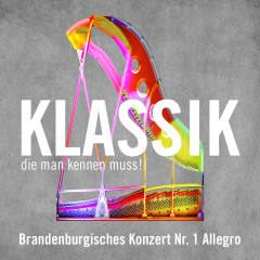 Brandenburgisches Konzert Nr. 1 Allegro (Brandenburg Concerto No. 1 - Allegro) - Ross Pople