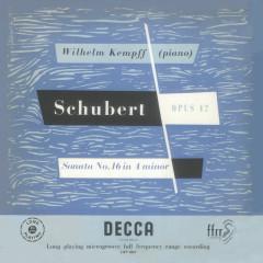 Schubert: Piano Sonatas Nos. 16 & 21