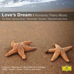 Love's Dream - Romantic Piano Music - Anatol Ugorski,Daniel Barenboim,Friedrich Gulda,Alexis Weissenberg