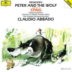 Prokofiev: Peter and the Wolf; Classical Symphony Op.25; March Op.99; Overture Op.34 - Sting,Stefan Vladar,Chamber Orchestra Of Europe,Claudio Abbado