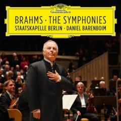 Brahms: Symphonies - Staatskapelle Berlin,Daniel Barenboim