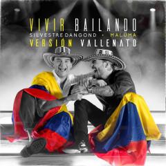 Vivir Bailando (Vallenato Version) - Silvestre Dangond, Maluma