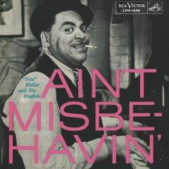 Ain't Misbehavin - Fats Waller