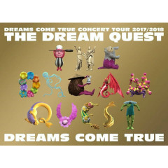 Dreams Come True Concert Tour 2017/2018 -THE DREAM QUEST- CD1 - DREAMS COME TRUE