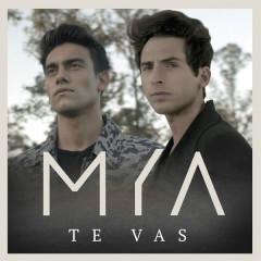 Te Vas (Single)