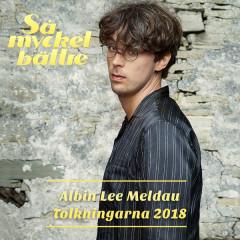 Så Mycket Bättre 2018 - Tolkningarna - Albin Lee Meldau