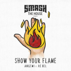 Show Your Flame (Single) - Angemi