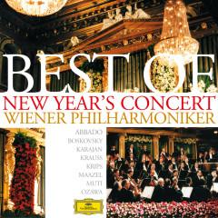 Best of New Year's Concert - Wiener Philharmoniker,Herbert von Karajan,Lorin Maazel,Claudio Abbado