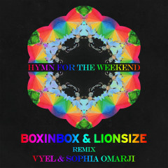 Hymn For The Weekend (Cover Remix)