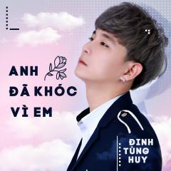 Anh Đã Khóc Vì Em (Single) - Đinh Tùng Huy