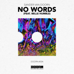 No Words (Single) - Sander Van Doorn