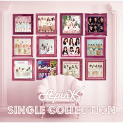 Apink Single Collection (Jap Ver.) - Apink