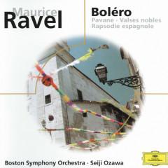 Ravel: Alborada del Gracioso; La Valse; Rhapsodie Espagnole etc. - Boston Symphony Orchestra,Seiji Ozawa