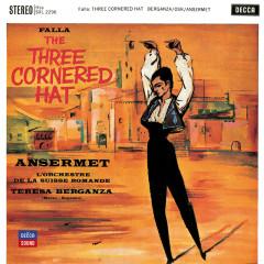 Falla: The Three Cornered Hat - L'Orchestre de la Suisse Romande,Ernest Ansermet
