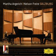 Salzburg - Martha Argerich,Nelson Freire
