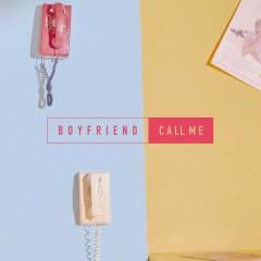 CALL ME [Japanese] (EP)