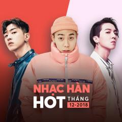 Nhạc Hàn Hot Tháng 12/2018