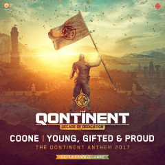 Young, Gifted & Proud (The Qontinent Anthem 2017) - Coone
