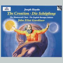 Haydn, J:: The Creation - English Baroque Soloists,John Eliot Gardiner