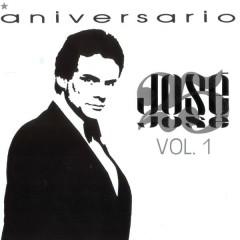 Jose Jose 25 Anõs Vol. 1