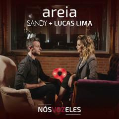 Areia (Single) - Sandy, Lucas Lima