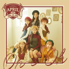 Oh-e-Oh [Japanese] (Single) - APRIL
