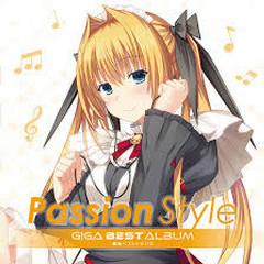 GIGA Best Album : Passion Style CD2