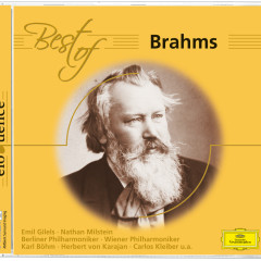 Best of Brahms - Berliner Philharmoniker,Wiener Philharmoniker,Herbert von Karajan,Claudio Abbado,Giuseppe Sinopoli