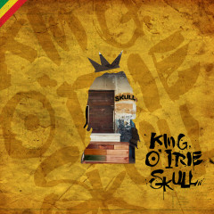 KING O` IRIE - Skull