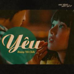 Yêu (Tháng Năm Rực Rỡ OST) (Single)