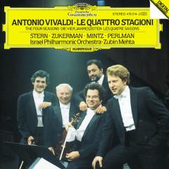 Vivaldi: Le quattro stagioni - Isaac Stern,Pinchas Zukerman,Shlomo Mintz,Itzhak Perlman,Israel Philharmonic Orchestra
