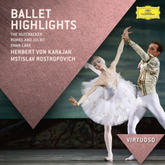 Ballet Highlights - The Nutcracker, Romeo & Juliet, Swan Lake