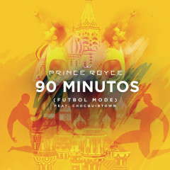 90 Minutos (Futbol Mode) (Single) - Prince Royce