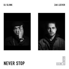 Never Stop (Single) - Dj Sliink, Zak Leever