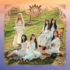 GFRIEND The 2nd Album `Time For Us` - GFRIEND
