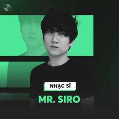 Những Sáng Tác Hay Nhất Của Mr.Siro - Mr Siro, Various Artists