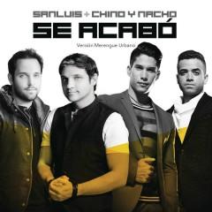 Se Acabó (Versíon Merengue Urbano) - SanLuis,Chino & Nacho