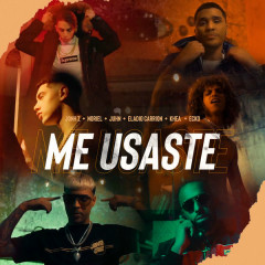 Me Usaste (Single) - Noriel, Eladio Carrion, Khea