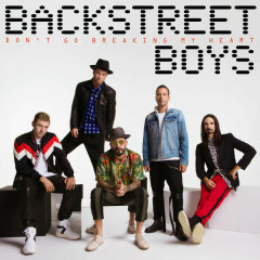 Don't Go Breaking My Heart (Single) - Backstreet Boys