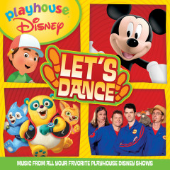 Playhouse Disney Let's Dance - Various Artists